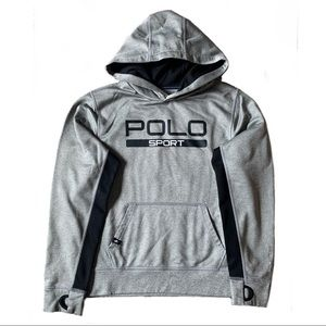 Boys Polo Sport Ralph Lauren Performance Hoodie L